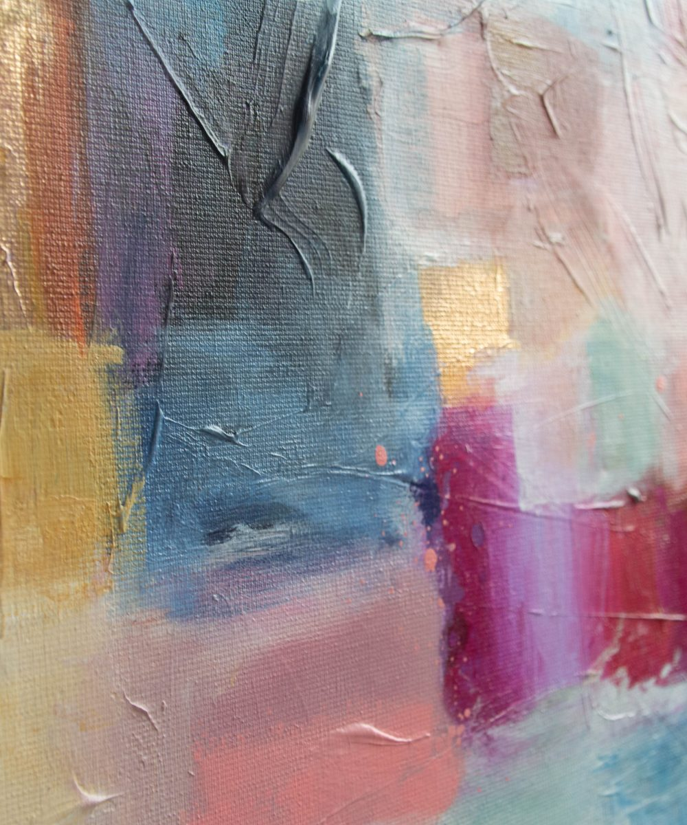 Esther Gemser Art | Kunst & Design | abstract schilderij